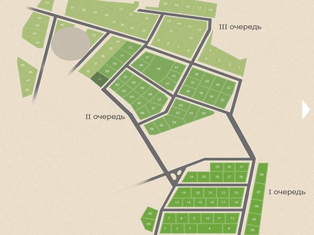схема застройки поселка истока в екатеринбурге